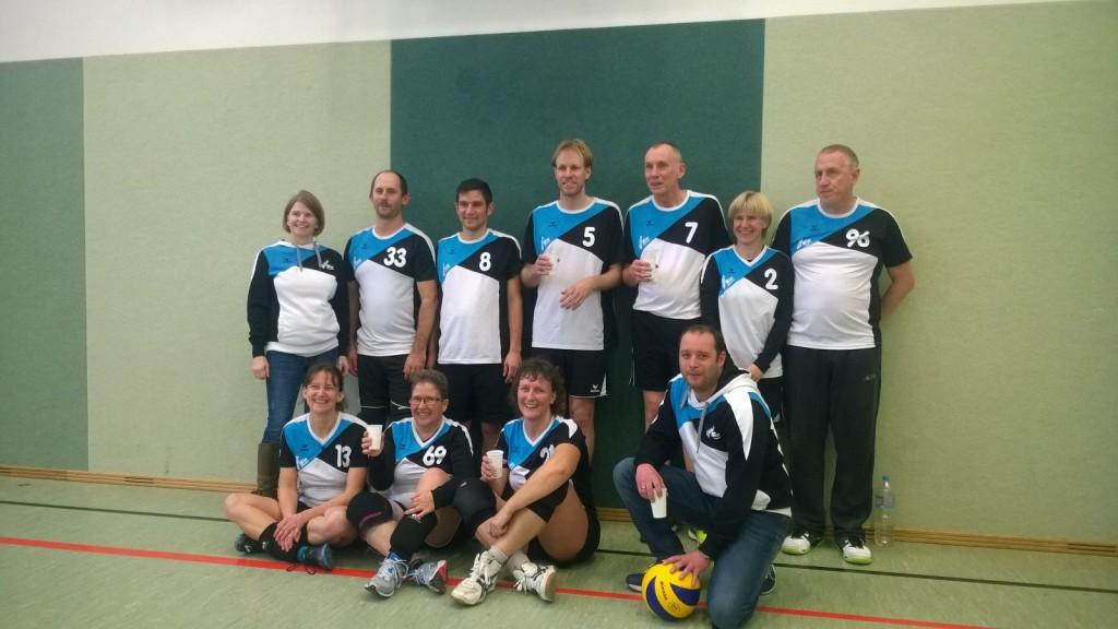 Mixit. Spieltag 13.12.2015