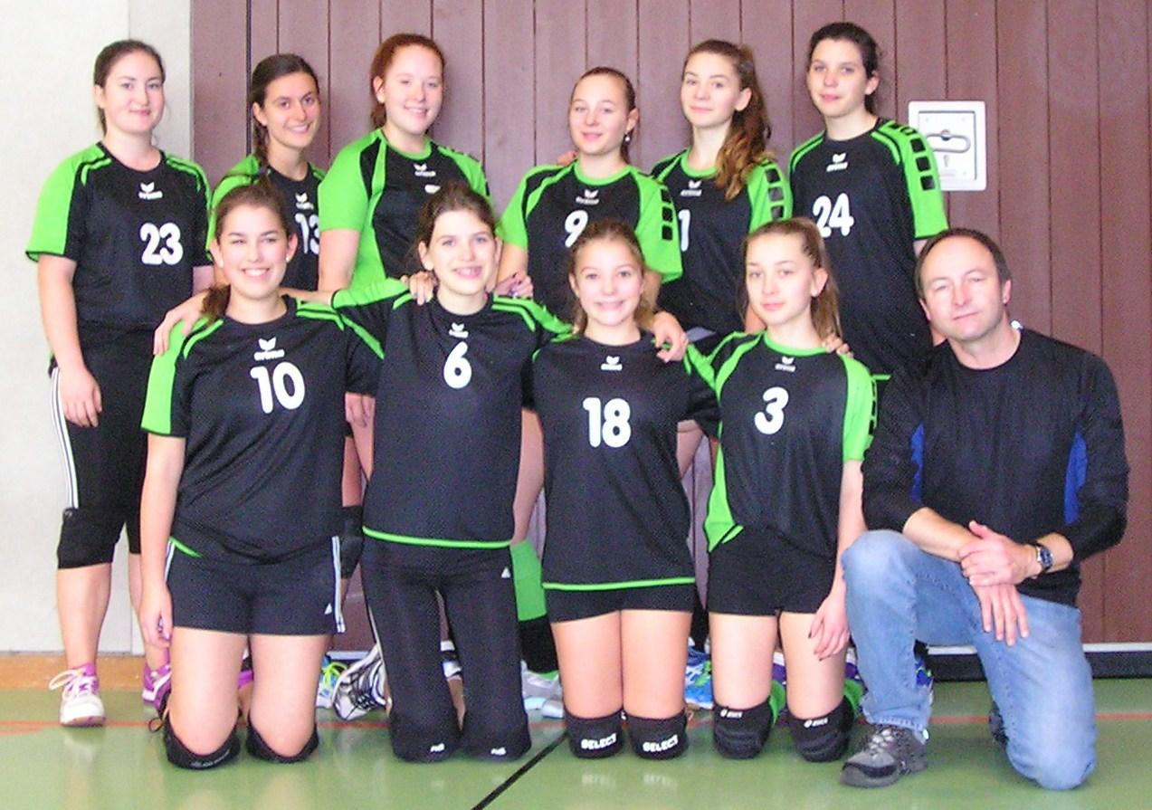 Jugendmannschaft U18 weiblich
